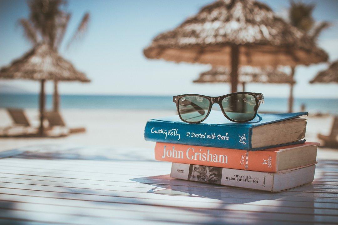 Sluneční brýle na dovolenou