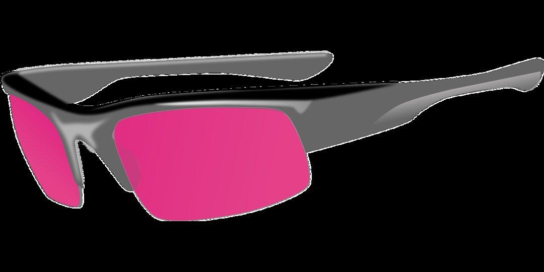 barevné čočky brýlí
